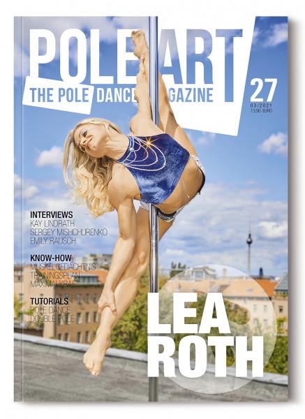 Pole Art Magazine Nr. 27 mit Lea Roth