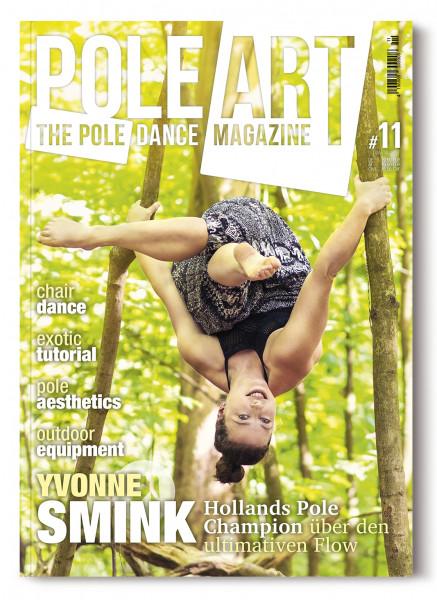Pole Art Magazine Nr. 11 mit Yvonne Smink
